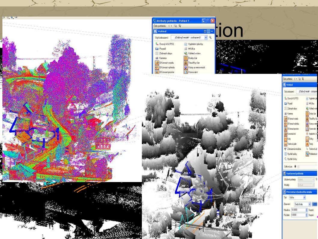 Data v MicroStation