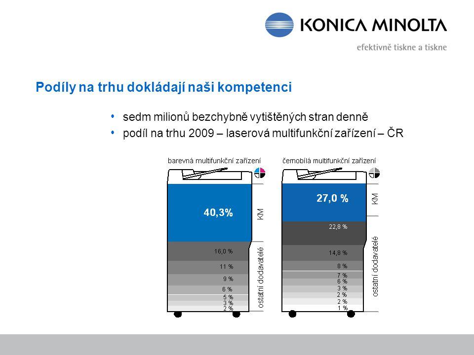 Systémy pro distribuované skenování dokumentů Využití multifunkčních zařízení pro digitalizaci dokumentů Vhodné pro organizace s řadou malých poboček po ČR, např.
