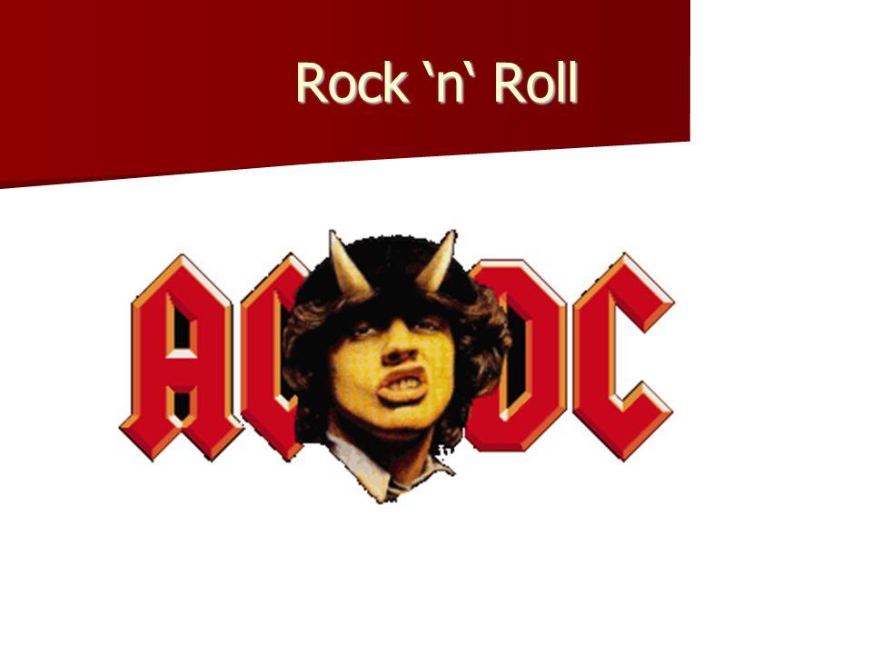 Rock 'n' Roll od roku 1975 do r. 1983 a od roku 1995 dodnes