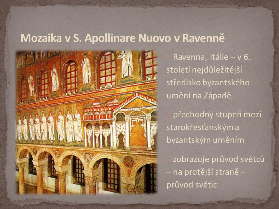 o Ravenna, Itálie – v 6.