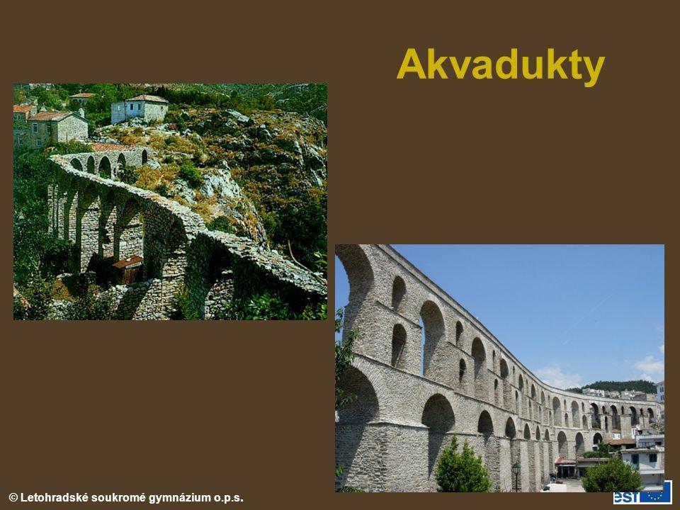 Akvadukty