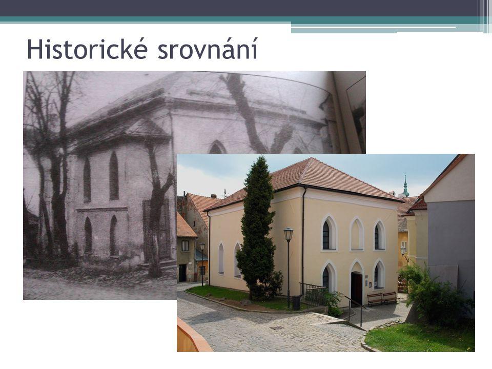 Historické srovnání