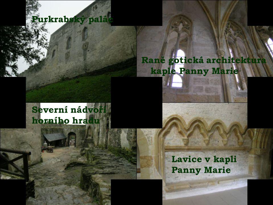 Pozůstatkem knížecího dvorce, z 12.století je kostel sv.