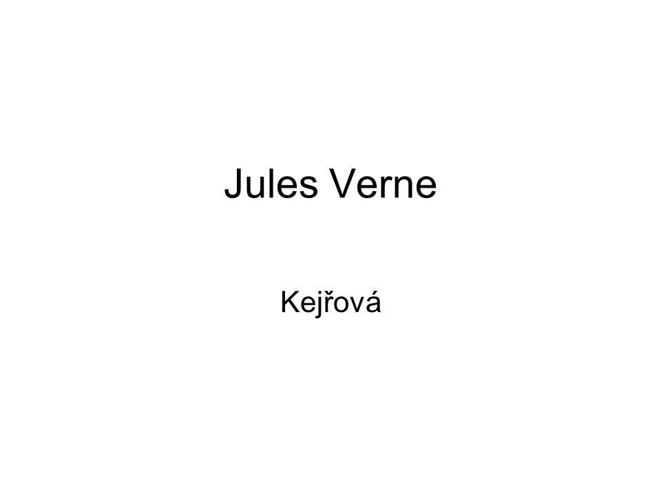 Jules Verne Kejřová