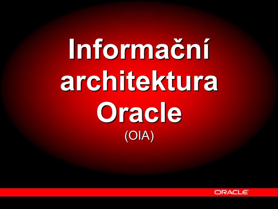 Informační architektura Oracle (OIA)