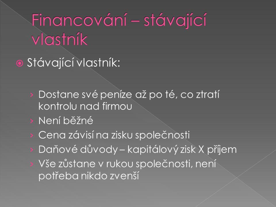  http://www.pse.cz http://www.pse.cz  www.csob.cz www.csob.cz  http://pravniradce.ihned.cz http://pravniradce.ihned.cz  http://www.businessdictionary.com http://www.businessdictionary.com