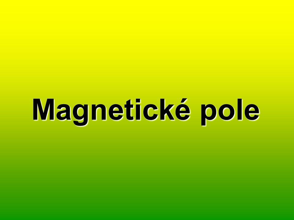 Magnetické pole Země zeměkoule – obrovský magnet – vytváří magnetické pole Magnetické indukční čáry – popis silových účinků na magnetické materiály Střelka kompasu – magnetka se SEVERNÍM a JIŽNÍM pólem Tyto póly jsou nedělitelné .