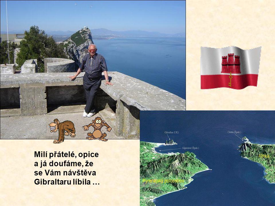 Památník poblíž hranice se Španělskem je věnován španělským dělníkům v Gibraltaru.