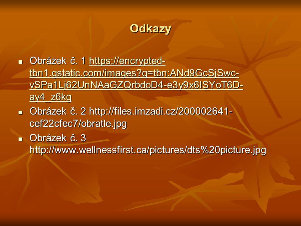 Odkazy Obrázek č. 1 https://encrypted- tbn1.gstatic.com/images?q=tbn:ANd9GcSjSwc- vSPa1Lj62UnNAaGZQrbdoD4-e3y9x6ISYoT6D- ay4_z6kg Obrázek č. 1 https:/