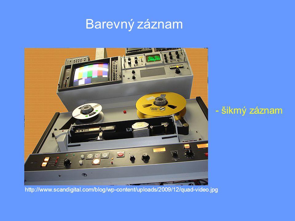 http://www.scandigital.com/blog/wp-content/uploads/2009/12/quad-video.jpg Barevný záznam - šikmý záznam