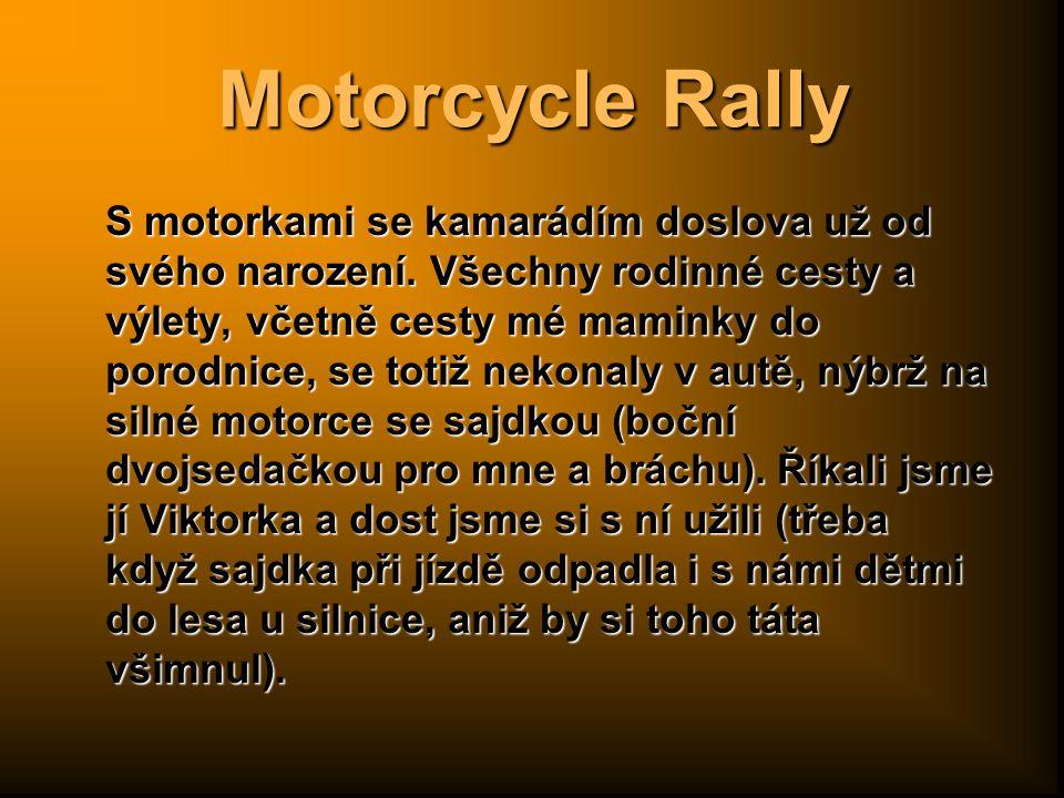 USA – 2000 Motorcycle Rally IRENA VLKOVÁ profesorka