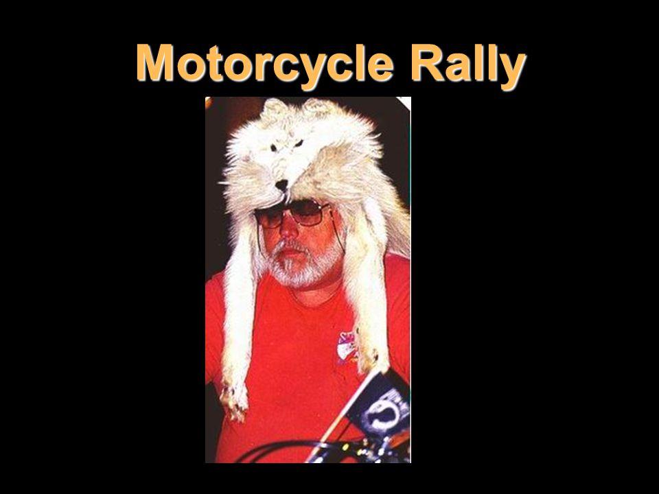 Motorkáři (bikers) nejsou žádní společenští odpadlíci.