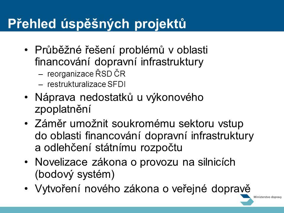 Problémy, které jsme převzali Tisková konference 10.