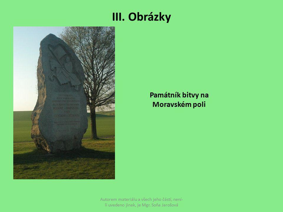 Území Přemysla Otakara II.Autorem materiálu a všech jeho částí, není- li uvedeno jinak, je Mgr.