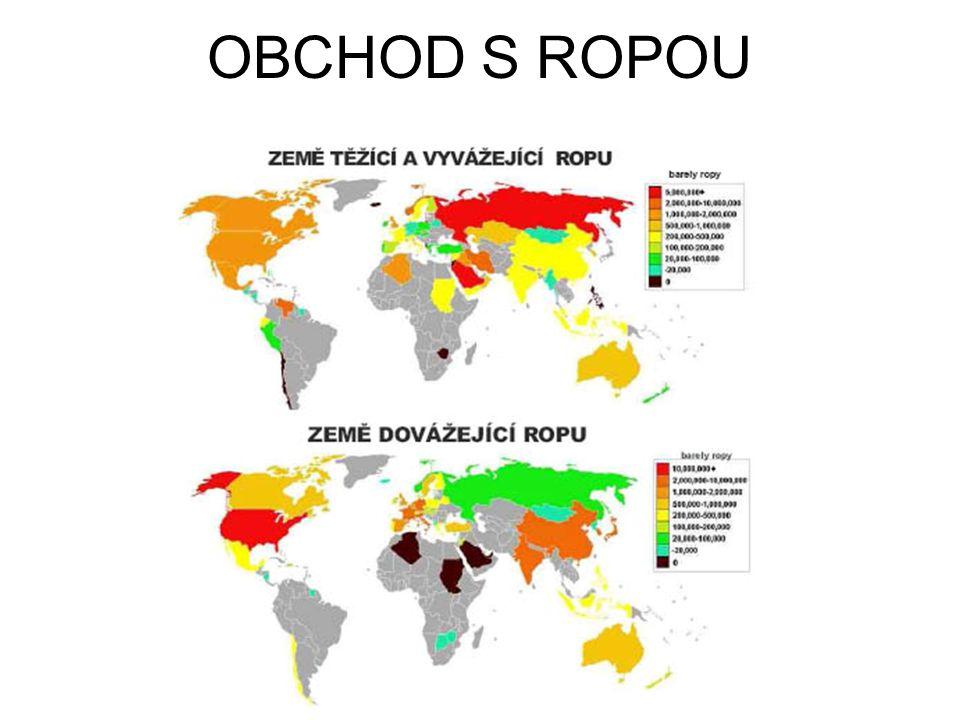 OBCHOD S ROPOU