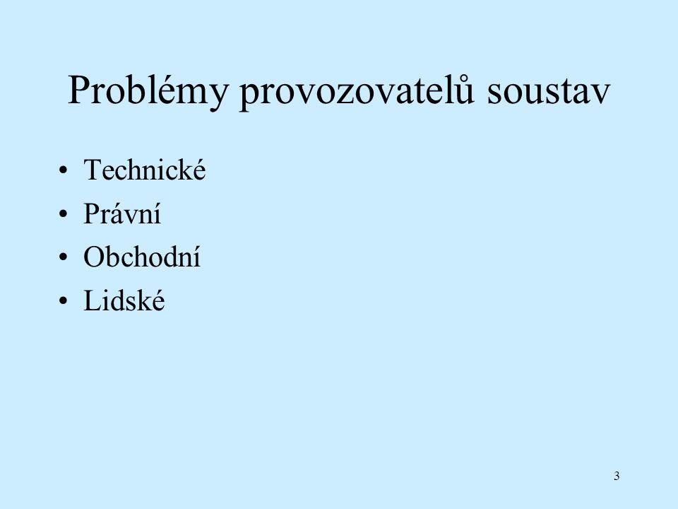 4 Technické problémy