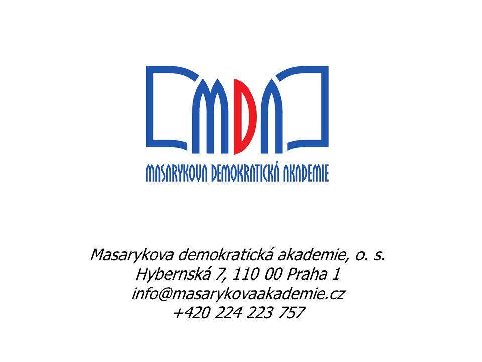 Masarykova demokratická akademie, o. s.