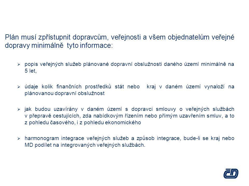  Organizátor při plnění úkolů v oblasti integrovaných veřejných služeb tak, jak je vymezuje nařízení (ES) č.