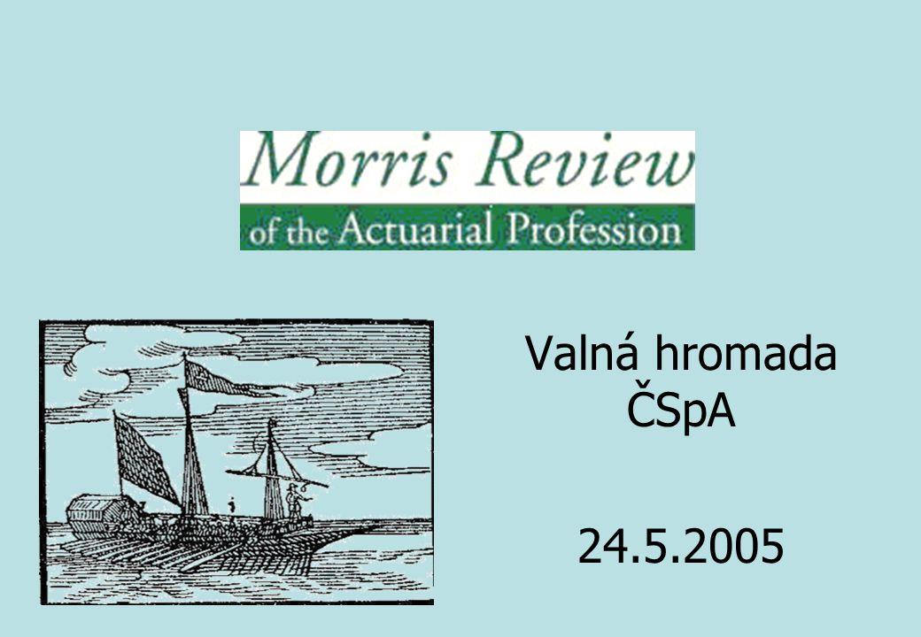 Valná hromada ČSpA 24.5.2005