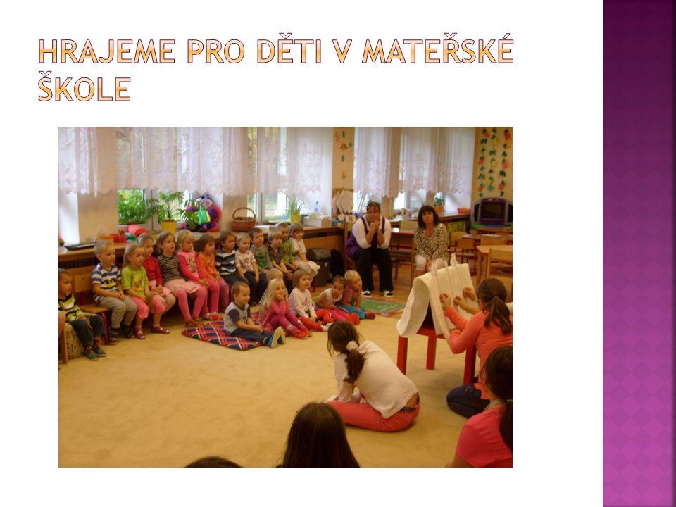  Projekty- První den ve škole, Halloween, Vánoce, Zdravíčko, Hrdinové, Škola v přírodě…  Spolupráce s MŠ- předčítání, vystoupení pro děti..