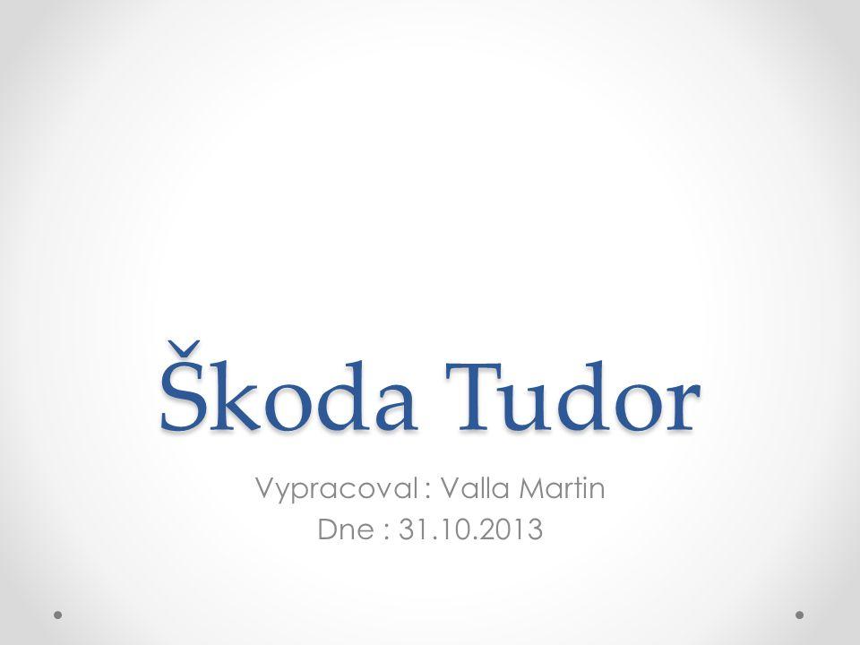 Obsah Specifikace Historie firmy Škoda Historie Tudoru Popis vozu 1101 Tudor o Podvozek o Pohonné ústrojí o Karosérie o Příplatkové vybavení