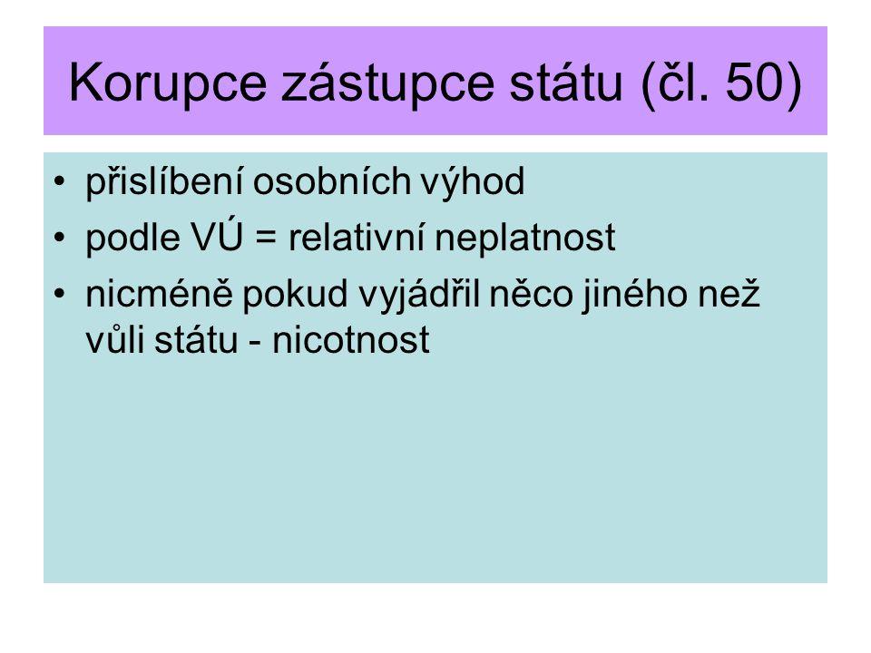 Objektivní skutečnost čl.