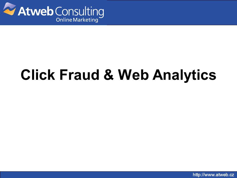 Využití nástrojů Web Analytics Např.