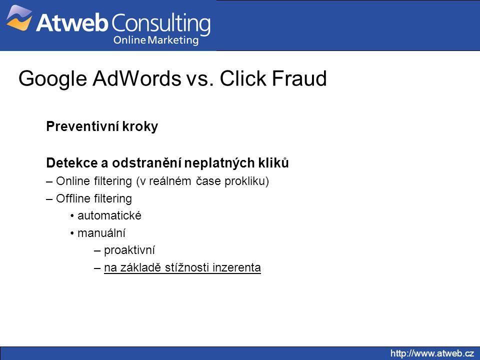 Google AdWords vs.