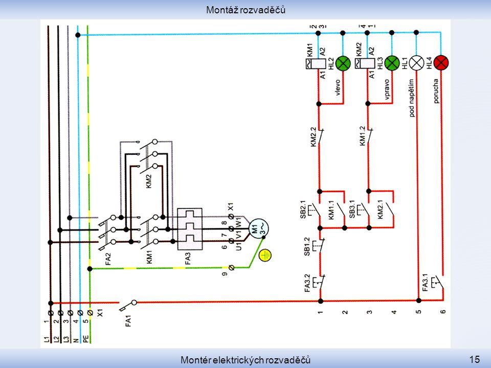 Montáž rozvaděčů Montér elektrických rozvaděčů 15