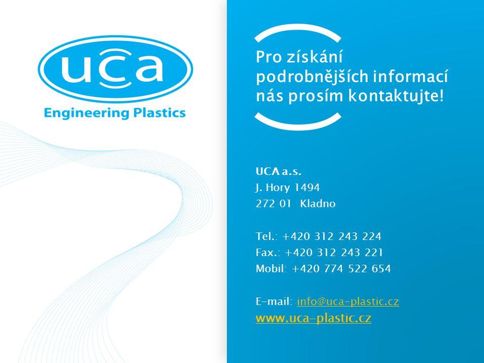 Pro získání podrobnějších informací nás prosím kontaktujte.