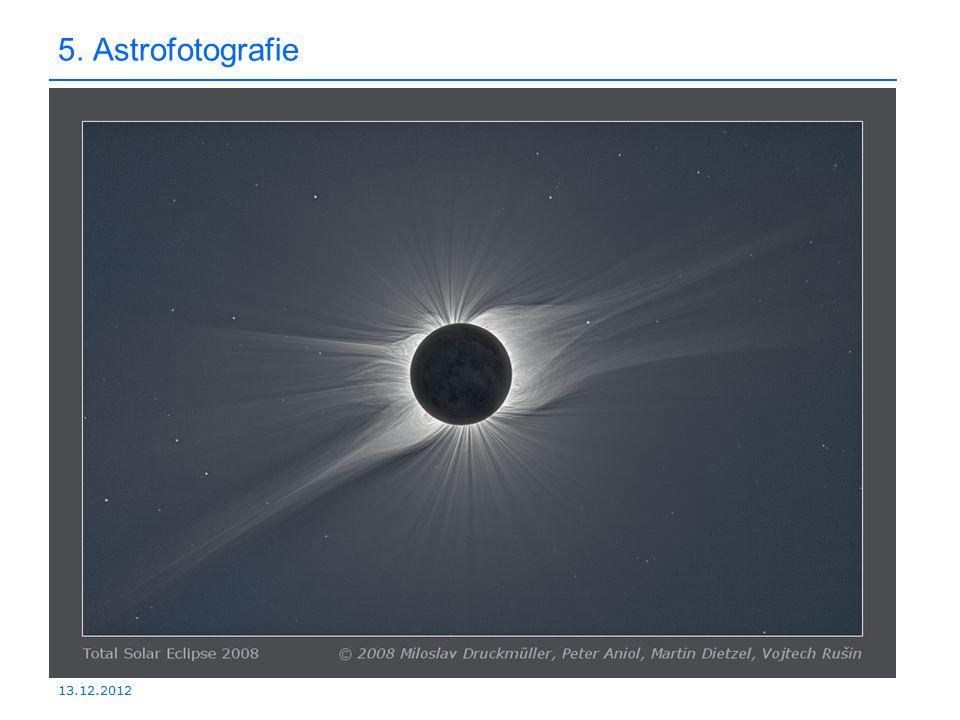13.12.2012 5. Astrofotografie