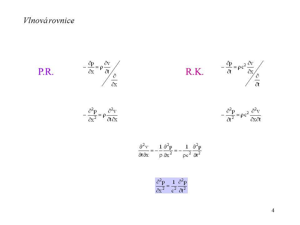 4 Vlnová rovnice P.R.R.K.