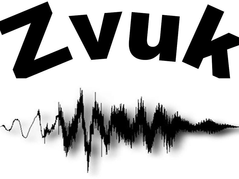 Zvuk je vlnění v látkovém prostředí.Frekvence tohoto vlnění, které je člověk schopen slyšet, jsou leží v intervalu přibližně 16 Hz až 20 000 Hz.