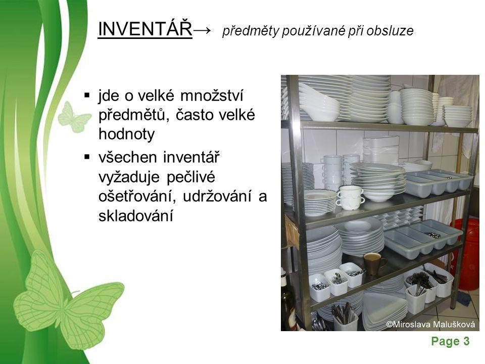 Free Powerpoint TemplatesPage 4 Inventář  rozšiřuje používání různého reklamního inventáře (např.