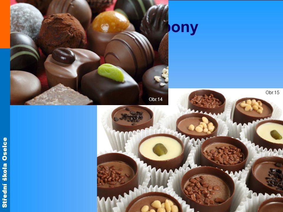 Střední škola Oselce Jour-bonbony Obr.15 Obr.14