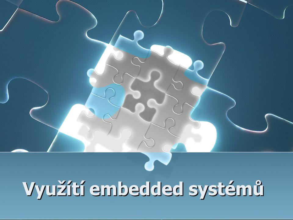 Využítí embedded systémů