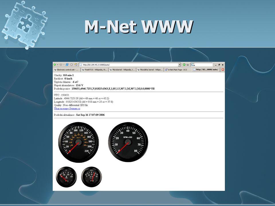 M-Net WWW