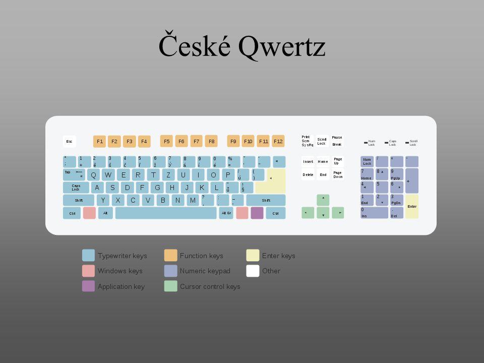 České Qwertz