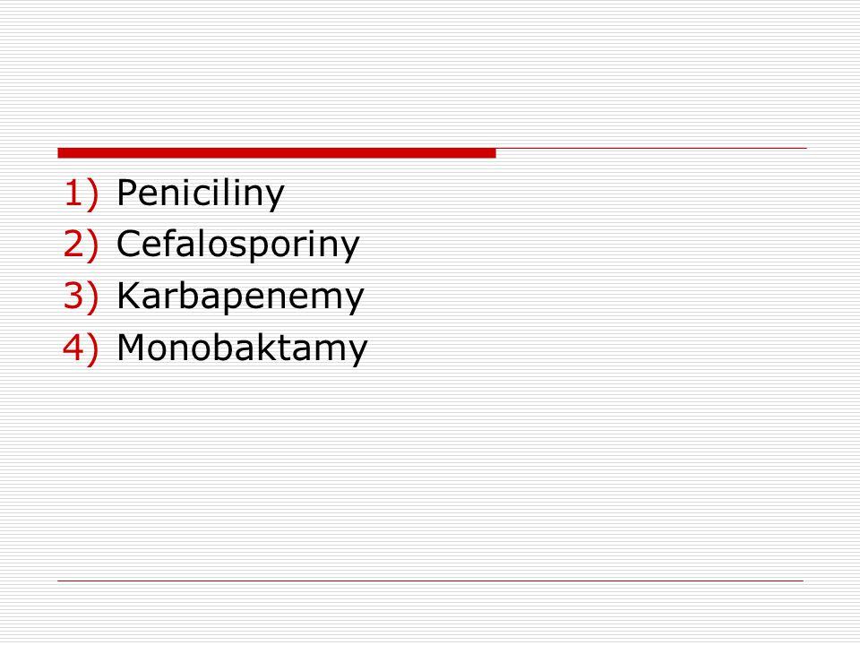 Makrolidy  Erythromycin, klarithromycin, azithromycin  Inhibice proteosyntézy- bakteriostatické  Lék volby u alergiků na penicilinová antibiotika  Účinek na tzv.