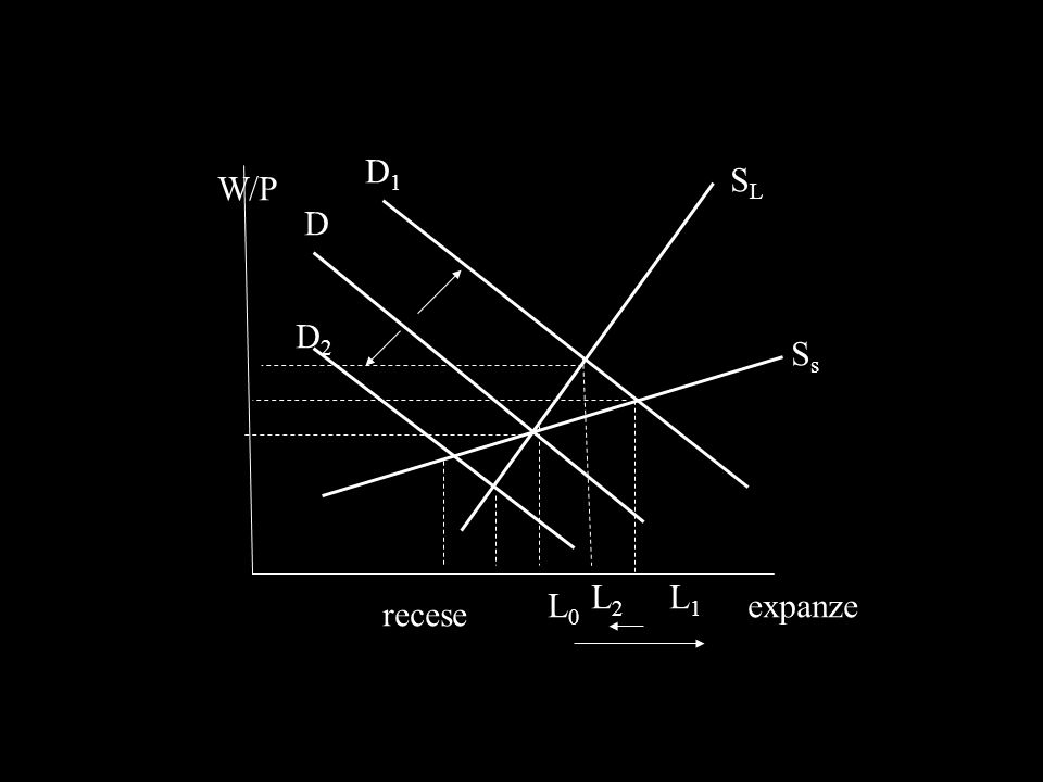 SsSs SLSL D D1D1 D2D2 L0L0 L1L1 L2L2 expanze recese W/P