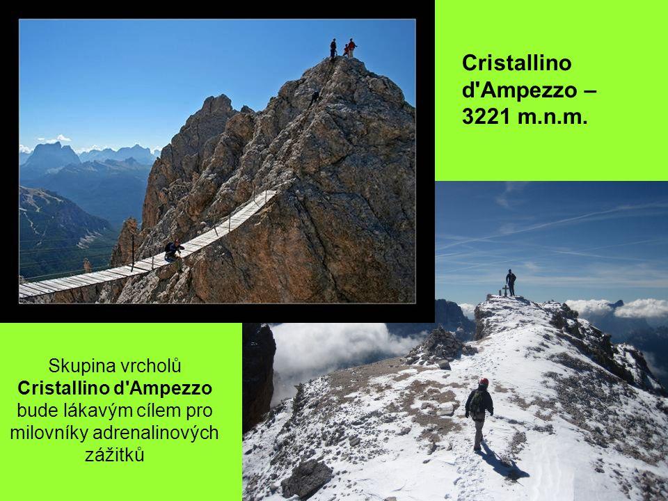 Cristallino d Ampezzo – 3221 m.n.m.