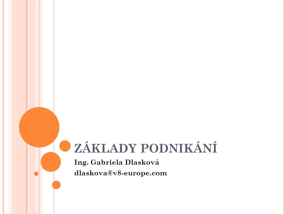 L ITERATURA Povinná literatura : SRPOVÁ, J.-- ŘEHOŘ, V.
