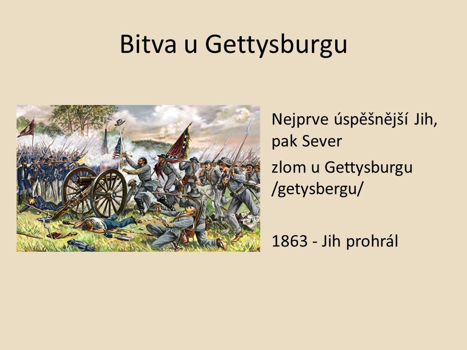 další neúspěchy Jihu 1865 závěr války vítězství Severu