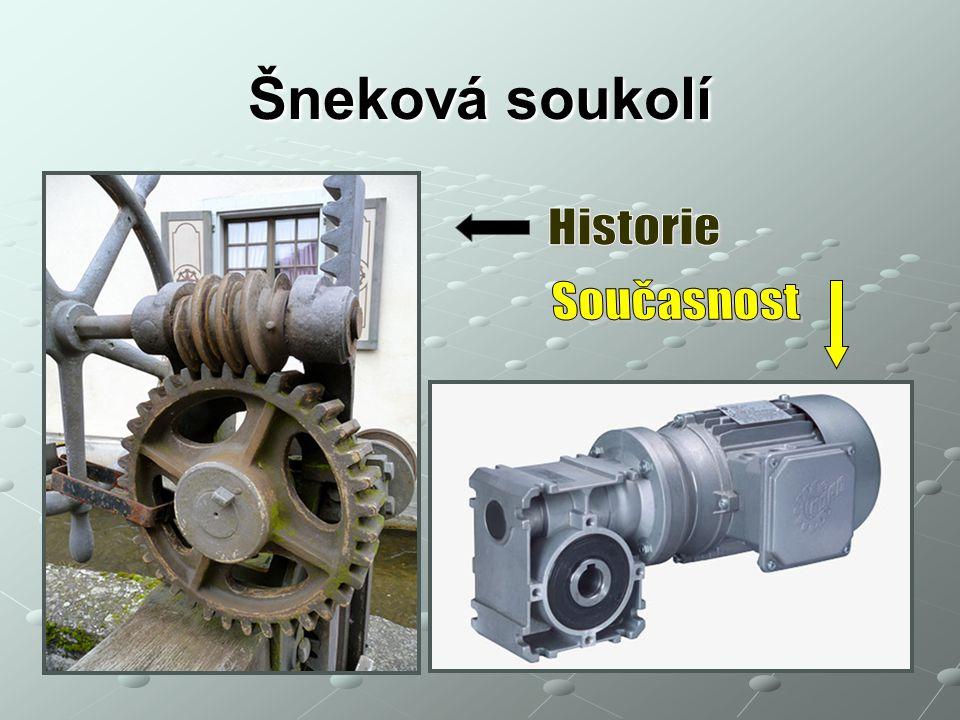 Šnekové převody- charakteristika Šnekové převodovky jsou využívány pro jejich všestranné možnosti instalace v téměř všech průmyslových odvětvích.