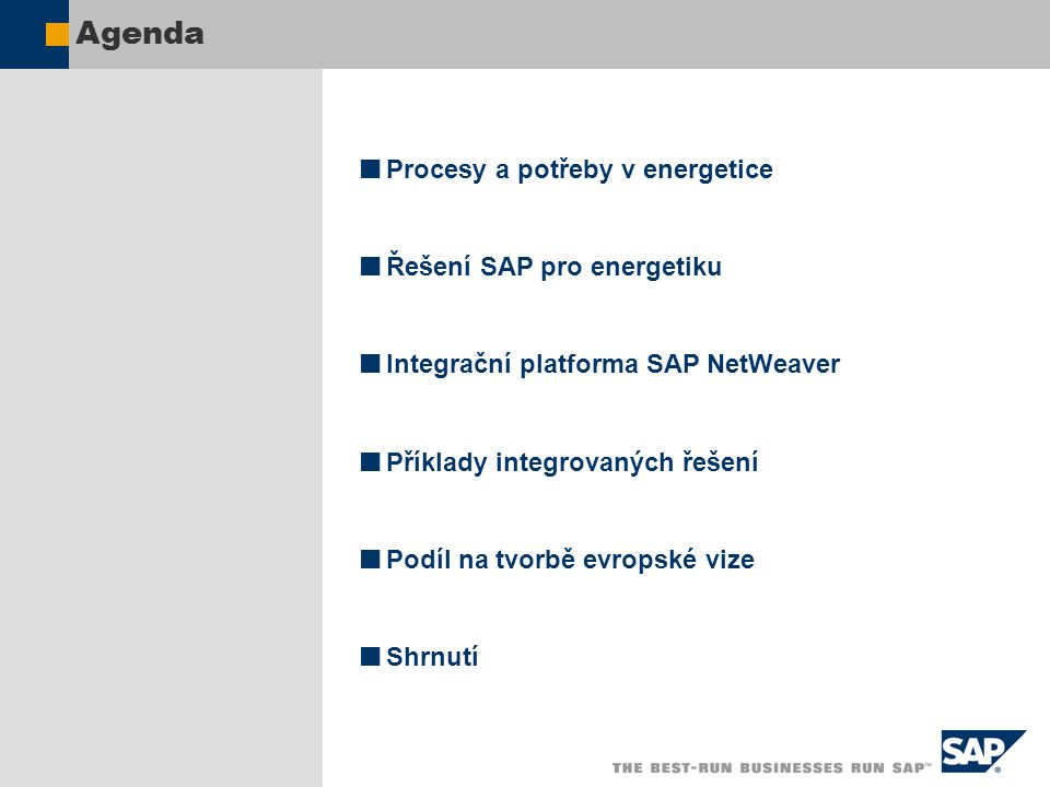  SAP AG 2006, / Pavel Hrabě / 23 SAP je neoddiskutovatelným leaderem v Utilitách Proč SAP .