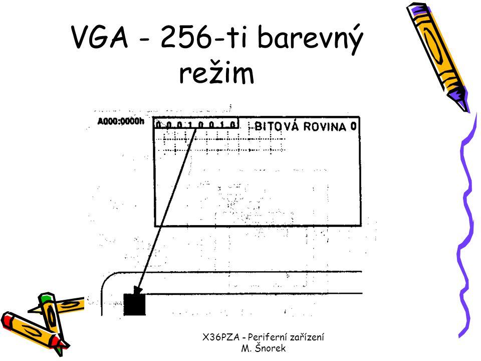 X36PZA - Periferní zařízení M. Šnorek Varianty modifikace obrazu