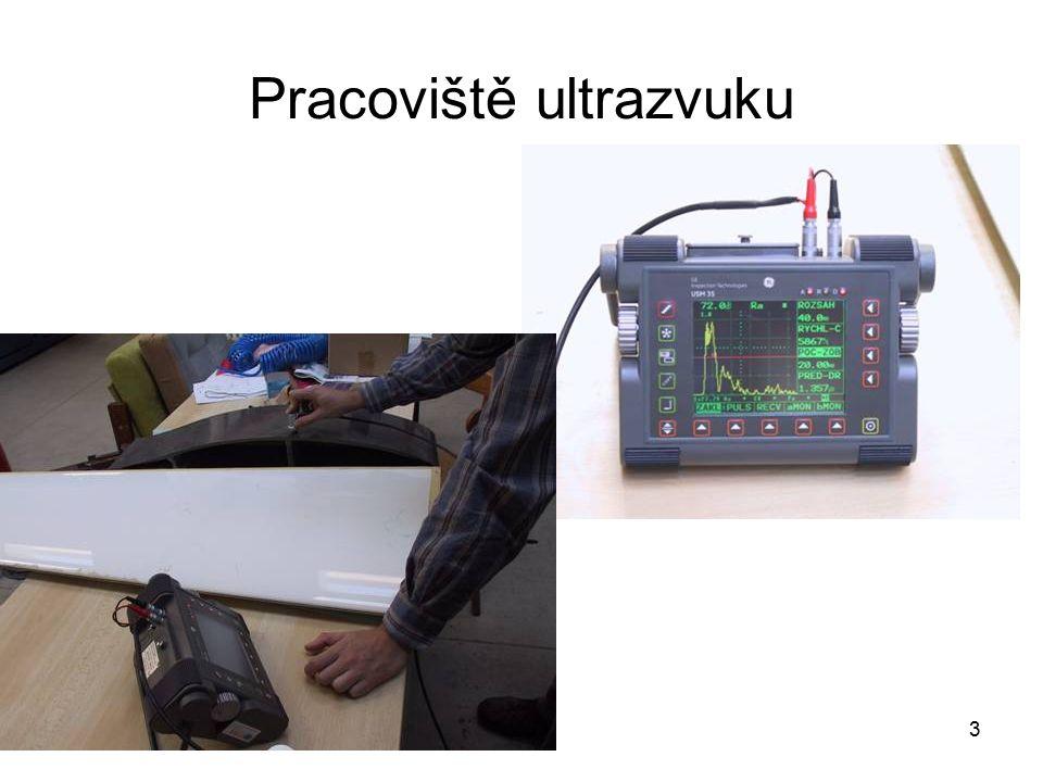 3 Pracoviště ultrazvuku