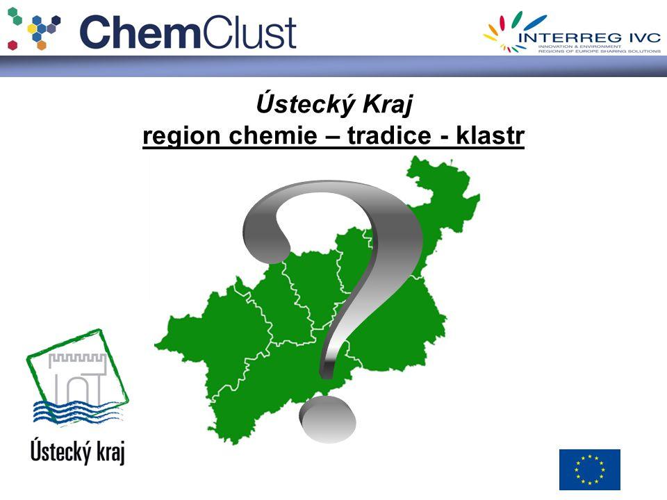 Ústecký Kraj region chemie – tradice - klastr