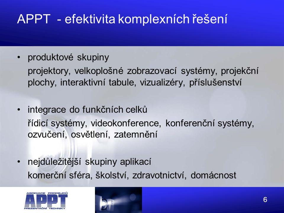 17 Školství Reference: ČVUT –zahraniční lektoři –1 za 2 –připojení IP –výzkum Řešení pro ČVUT: POLYCOM VSX 7000 (mobilní stolek včetně ozvučení)