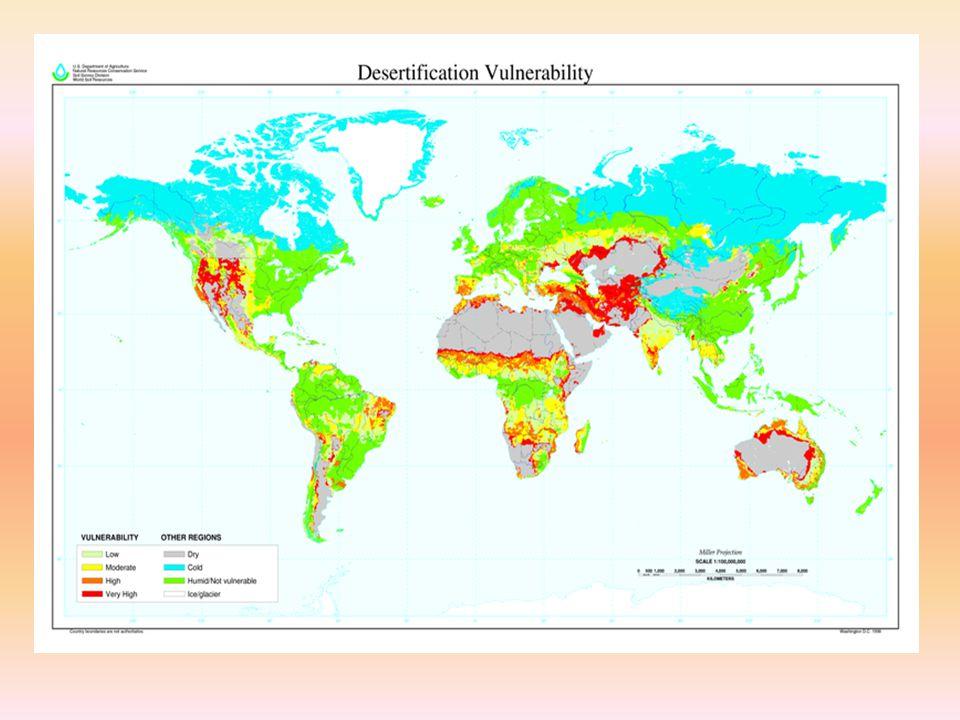 Použité zdroje Zdroje: http://cs.wikipedia.org/wiki/Soubor:Desertification_map.png http://slunecnik.zholesova.cz/web/2007/09/01/desertifikace/ http://cs.wikipedia.org/wiki/Dezertifikace Pokud není uvedeno jinak, jsou použité objekty vlastní originální tvorbou autora.